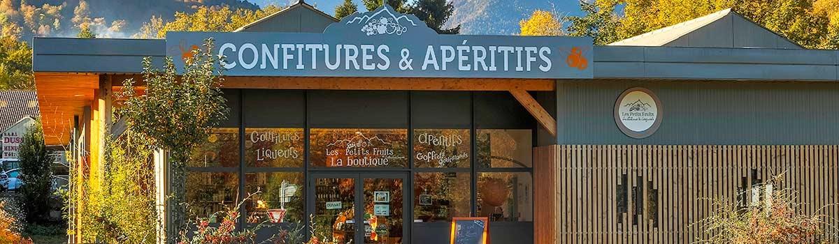 Les Petits Fruits - Apéritifs et confitures des Pyrénées