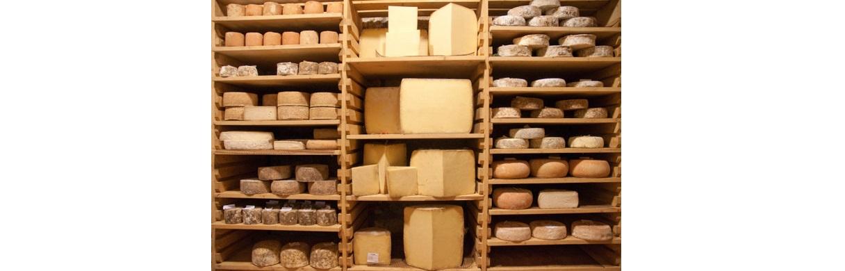 Fromages de Savoie et du Pays Basque