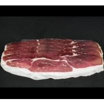 3 longues Tranches de Jambon de Porc Noir de Bigorre AOP affiné 24 mois