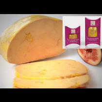 Foie gras de canard entier - Mi-Cuit - Poché