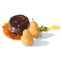 Boudin galabar de Porc Noir de Bigorre frais - Entier