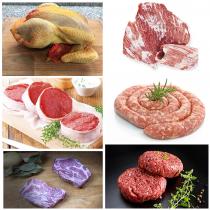 Colis grillade - Le grand carnivore (6 kg)