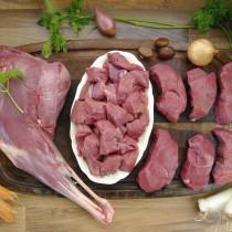 Gibier sauvage de chasse - le colis de Lury ( n°9) - 100% chevreuil