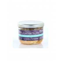 Filet de truite aux Haricots tarbais  - Verrine de 380g