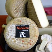 Fromage de Brebis cru - Napoleon - 1/4 de tomme