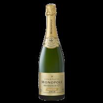 CHAMPAGNE - Heidsieck Monopole gold Top - 6 bouteilles de 75cl