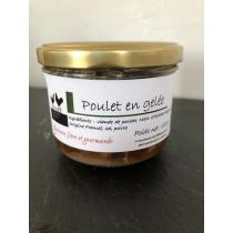 Noire d'Astarac Bigorre - Poulet en gelée 180 g