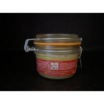 Rillettes landaises de Canard au foie gras (Bocal de 120g)