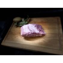 Roti de Cochon de race Duroc dans l'echine - 1 kg