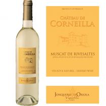 Chateau de Corneilla - Muscat de Rivesaltes - 6 bouteilles de 75cl