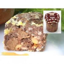 Maison Paris - Pâté de campagne Landais au foie gras ( Pot de 250g)