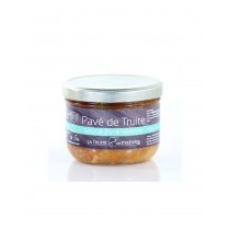 Pavé de truite à la sauce pyrénéenne - Verrine de 380g