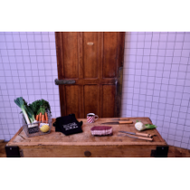 Rôti de boeuf du Perche - rumsteack - 1 kg