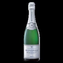 CHAMPAGNE - Heidsieck Monopole silver Top - 6 bouteilles de 75cl