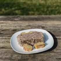 Sajous - Pâté de campagne de Porc Noir de Bigorre frais (Terrine de 3kg )