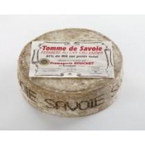 Tomme de Savoie fermière IGP au lait cru - Entière (1,6 kg)
