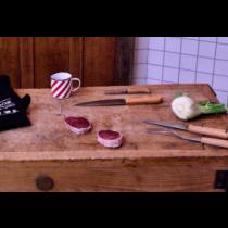 2 Tournedos de filet de boeuf du Perche - 250g